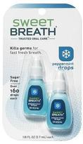 Sweet Breath Twin Drop Peppermint