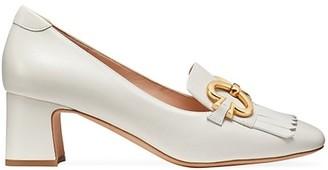 Kate Spade Yarrow Fringe Leather Loafers