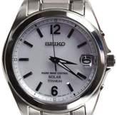 Seiko Spirit SBTM225 Titanium 37.8mm Mens Watch