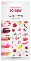Kiss Waterless Nail Tattoos KaPow!