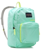 JanSport DigiBreak Aqua Dash Backpack