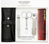 Ben Sherman NEW Manicure Set Black