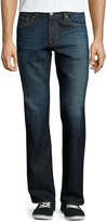 AG Jeans Protege 4-Years Straight-Leg Jeans, Wave