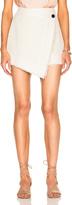 Raquel Allegra Wrap Skirt