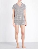 Eberjey Sleep Chic jersey pyjama set