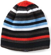 Class Club Boys Reversible Striped Hat