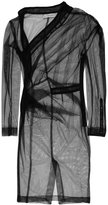 A.F.Vandevorst asymmetric ruched dress