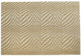 Pier 1 Imports Tabella Gold Wave Placemat