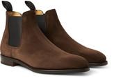 John Lobb - Lawry Suede Chelsea Boots