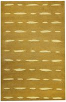 Bed Bath & Beyond MAT Wink 7-Foot 6-Inch x 9-Foot 6-Inch Room Size Rug in Olive