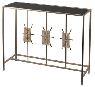 "Brayden Studio Criddle Modern Chic 40"" Console Table"