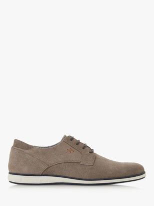 Dune Bamfield Leather Derby Shoes