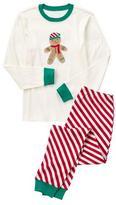 Gymboree Dad Gingerbread Pajama Set