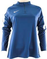 Nike Women's Squad 16 Long Sleeve Drill Top Long-sleeve NIKW-SQUAD16LONGSL-NAVYWHIT225.M