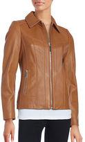 MICHAEL Michael Kors Zip-Front Jacket