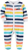 Carter's Baby Boy Striped Sleep & Play
