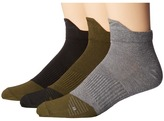 Nike Dri-FITtm Lightweight Low Quarter 3-Pack Quarter Length Socks Shoes