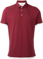 Brunello Cucinelli classic polo shirt - men - Cotton - S