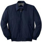 Port Authority Men's Casual Microfiber Jacket M