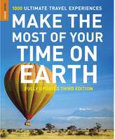 Oliver Bonas Make the most of your time on Earth: A Rough Guide to the World