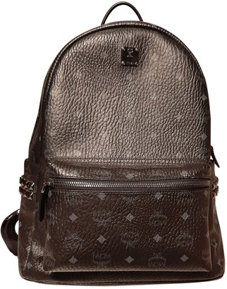 MCM Black Leather Bags