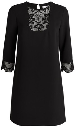 Claudie Pierlot Lace Detail Dress