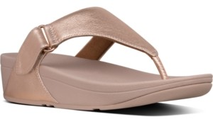 FitFlop Sarna Toe-Thong Sandals Women's Shoes