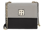 Tommy Hilfiger Th Lock Print Crossbody Bag