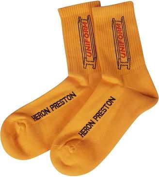 Heron Preston Uniform Socks
