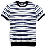 Todd Snyder Striped Cotton Sweater T-Shirt