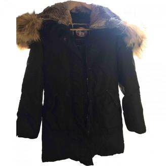 Pajar Black Fox Coat for Women