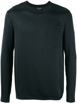 Alexander McQueen fitted top - men - Silk - XS