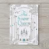 The Snow Queen Coloring Book