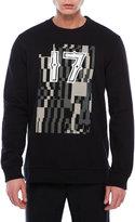 Givenchy 17 Print Sweatshirt