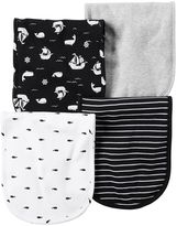 Carter's Baby Boy 4-pk. Treasure Island Burp Cloths