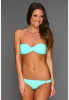 Melissa Odabash Martinique Bandeau Bikini Set (Mint) - Apparel