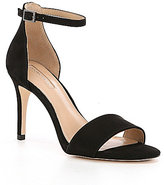 Antonio Melani Pierrson Nubuck Leather Dress Sandals