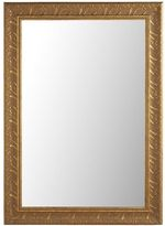 Pier 1 Imports Neele Golden Embossed 30x42 Mirror