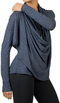Soybu Shelby Wrap Shirt - Long Sleeve (For Women)