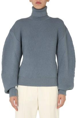Jil Sander Turtleneck Knitted Jumper