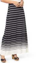 Tommy Hilfiger Final Sale- Ombre Stripe Maxi Skirt
