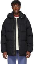 Woolrich Aime Leon Dore Black Down Edition Jacket