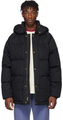 Aimé Leon Dore Black Down Woolrich Edition Jacket