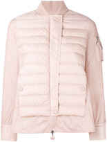 Moncler Barreme padded jacket - women - Polyamide/Polyester/Goose Down - 1