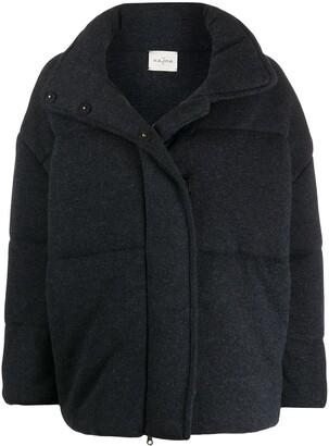 Le Kasha Dillon cashmere puffer jacket