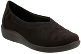Clarks Black Sillian Jetay Slip-On Sneaker