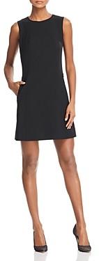 Theory Helaina Wool-Blend Shift Dress