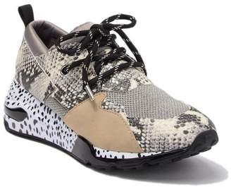 Steve Madden Ridge Leather Sneaker