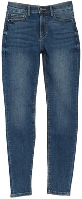Sneak Peek Denim Mid Rise Skinny Jeans