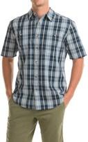 Woolrich Tall Pine Ripstop Shirt - Short Sleeve (For Men)